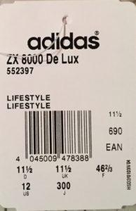 ZX 8000 De Luxe