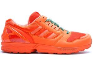 adidas ZX 8000 Undefeated Orange