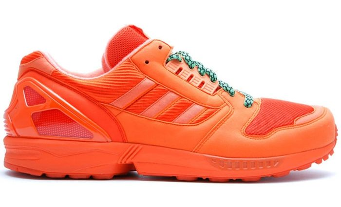 adidas ZX 8000 Undefeated Orange