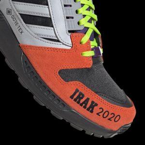 adidas x IRAK