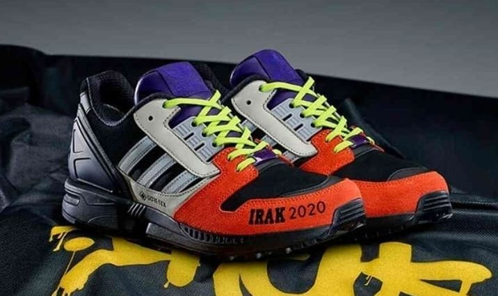 adidas x IRAK ZX
