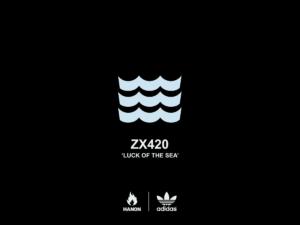 HANON X ADIDAS ZX420