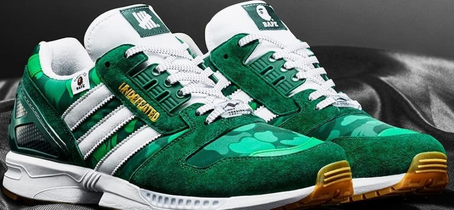 Undefeated Green Camo