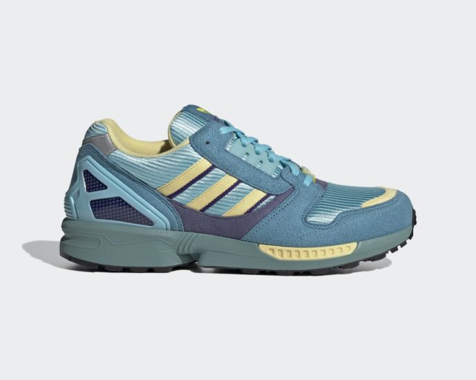 ZX 8000 Aqua Light blue