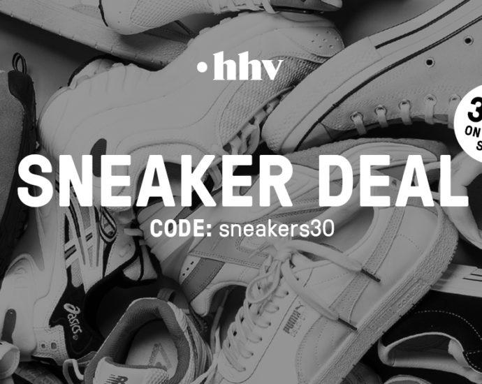 Sneaker Deal bei HHV