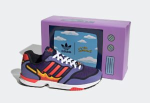 adidas ZX 1000 x The Simpsons Flaming Moe - H05790