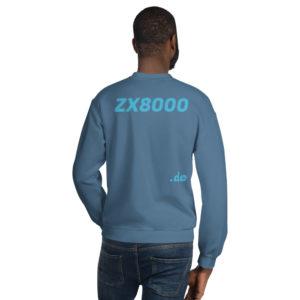 Promo Pullover Indigo blau