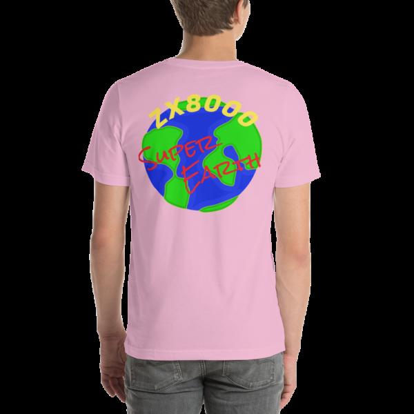 Super Earth rosa