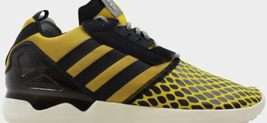 Zx 8000 BOOST Yellow