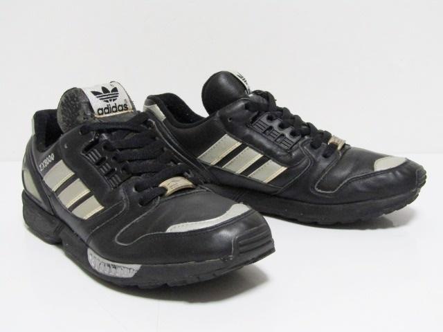 ZX 8000 BLACK SILVER