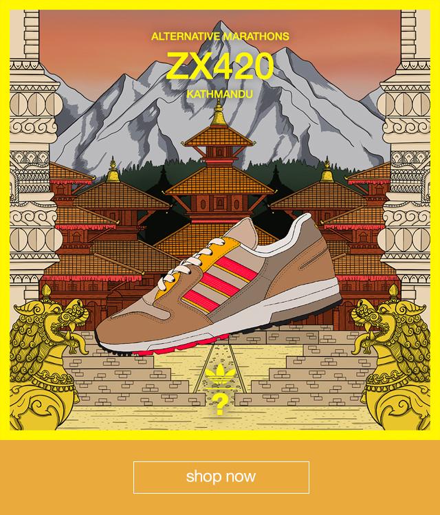 adidas ZX 420 Kathmandu