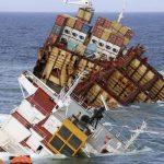 27000 Schuhe im Meer versunken