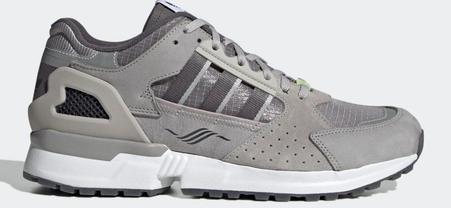 adidas ZX 10000 - GX2720 - Clear Grey Clear Grey Core Black