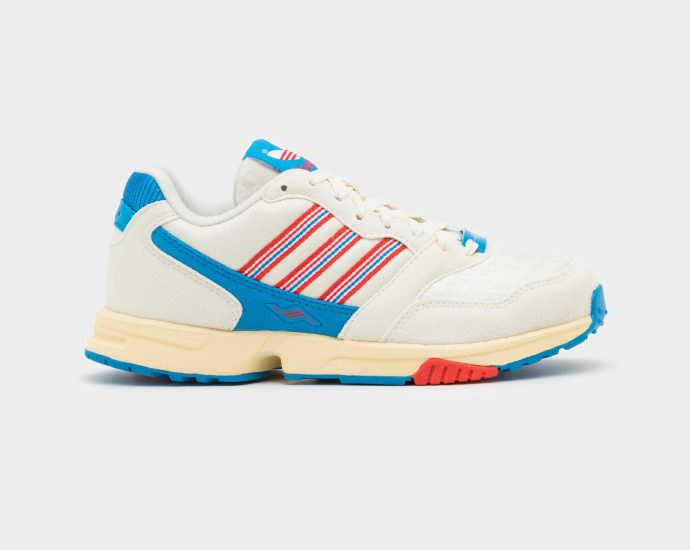 adidas ZX 1000 Frankreich offwhite active red bright blue