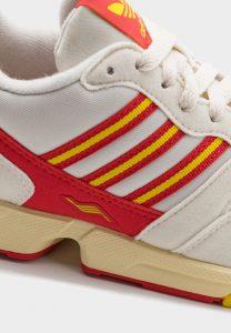 adidas ZX 1000 c Spanien - chalk white red yellow