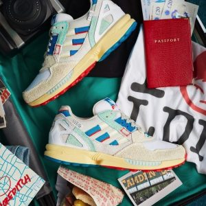 adidas x ZX 9000 Offspring London to LA Pack 2021