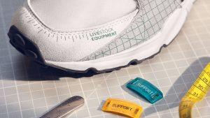Livestock x adidas Equipment Support 93 - H01434