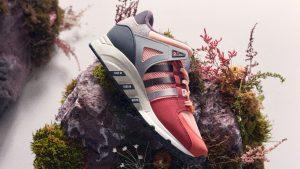 Footpatrol x adidas Equipment Running Support 93